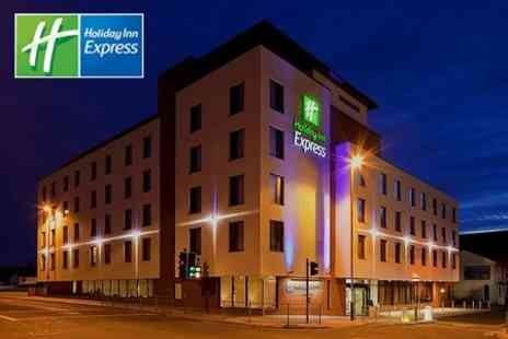 Holiday Inn Express - In Cheltenham One Night Stay For Two With Gym Access and Breakfast - Save 47%