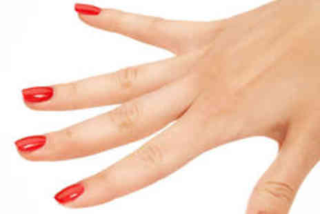 Nails at The Painted Lady - Manicure and Pedicure - Save 52%