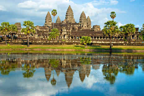 THG Holidays - An 8 day tour of Cambodia including daily tours, breakfast & 3star accommodation - Save 39%