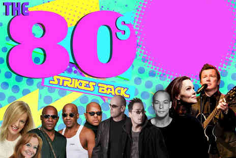 Bradford Bulls - 1 Night stay for 2 plus  �The 80s Strikes Back Concert' tickets - Save 34%