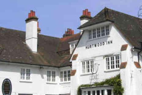 The Hurtwood Inn - Surrey Hills Getaway with Dinner - Save 51%