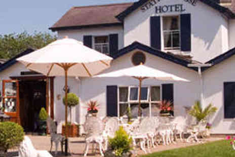 The Station Hotel - One night stay for two people - Save 57%