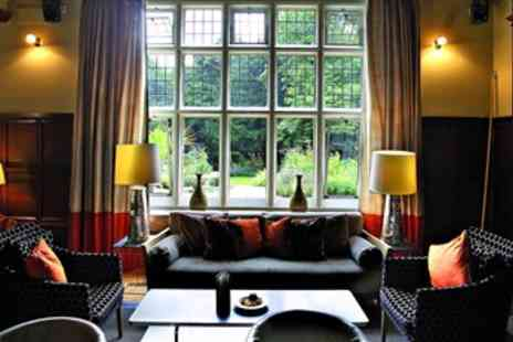 Jesmond Dene House Hotel - 6 Course Champagne Dinner - Save 34%