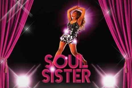 Soul Sister - Ticket to Tina Turner Inspired Musical - Save 50%
