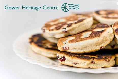 Gower Heritage Centre - Entry With Welsh Cake Making Class - Save 51%