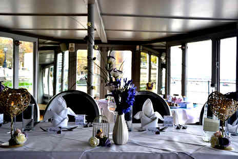 The Yacht London - Afternoon tea for 2 with Prosecco - Save 52%