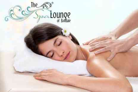The Spa Lounge of Birkdale - Massage and Facial For One - Save 72%