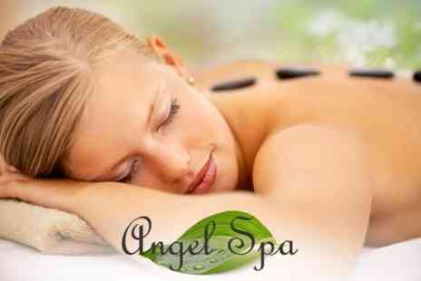 Angel Spa - Full Day Spa Access Plus Two Treatments - Save 50%