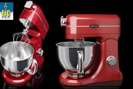 Eic Direct - Get this Belling Professional Diecast Stand Mixer - Save 64%