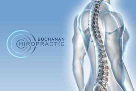 Buchanan Chiropractic - One Hour Treatment With Consultation - Save 50%