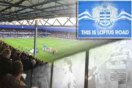 QPR Stadium Tours - Queens Park Rangers Self Guided Stadium Tour - Save 50%