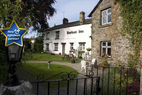 The Barbon Inn - Two Night stay for two in Cumbria - Save 50%