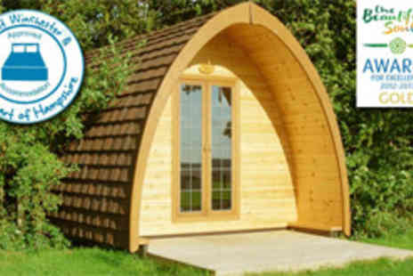 Buyagift - Three Night glamping break for two people - Save 40%