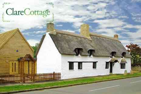 John Clare Cottage - Museum and Gardens Two Person Admission With Full Audio Tour - Save 50%