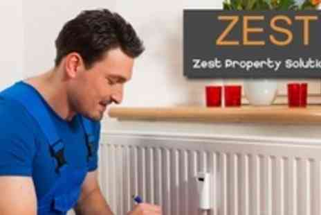 Zest Property Solutions - Energy Performance Certificate Testing - Save 51%