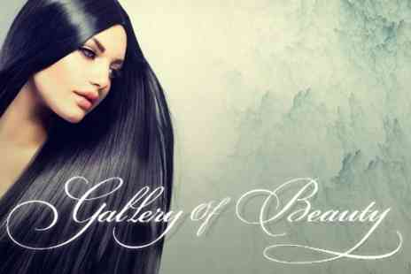 Gallery Of Beauty - Brazilian Blow Dry With Cut - Save 75%