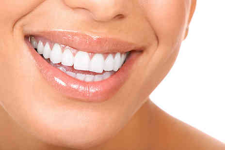 Image Dental Clinic - Full dental check up including a scale and polish - Save 84%