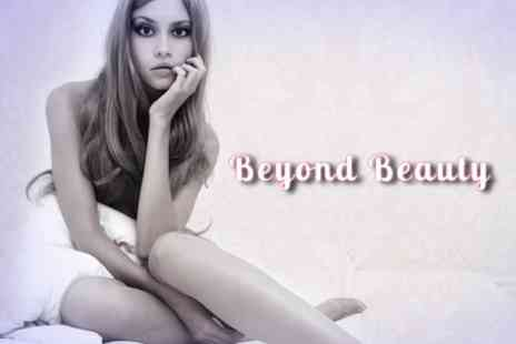 Beyond Beauty - Waxing Package Including Full Leg, Underarms, Bikini and Eyebrows - Save 63%