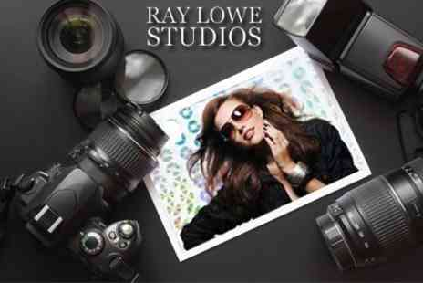 Ray Lowe Studios - Four Hour Photography Course With Live Models and Notes CD - Save 86%