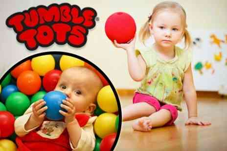 Tumble Tots - Three Classes For Different Age Groups - Save 58%