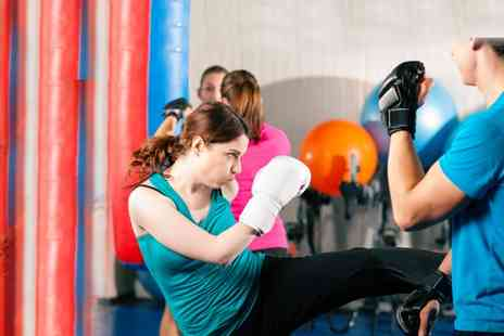 Paradigm - Kickboxing Classes Liverpool 6 x 45 Minute - Save 79%