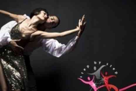 Dance Factory - Three Ballroom and Latin Dance Classes For Two People - Save 70%