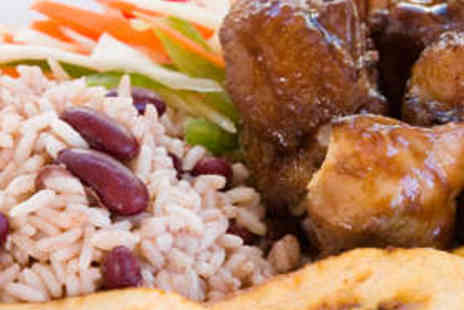 Reggies Caribbean Cuisine - Three Course Meal for Two - Save 50%