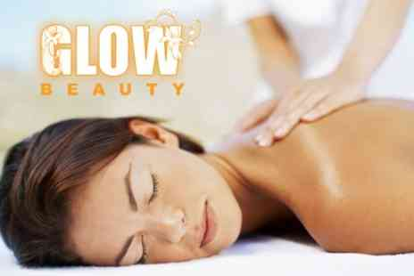 Glow Beauty - Facial With Massage - Save 68%