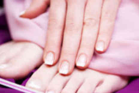 ABsolutely FABulous Salon - Gel manicure and pedicure - Save 73%