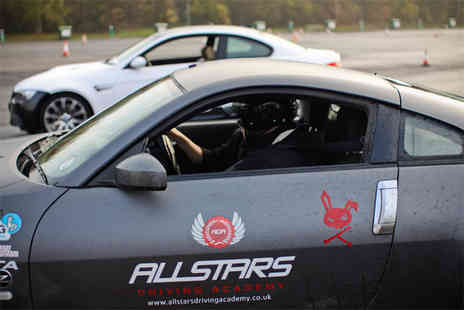 Allstars Driving Academy - Two hour introduction to drifting with Allstars Driving Academy - Save 65%