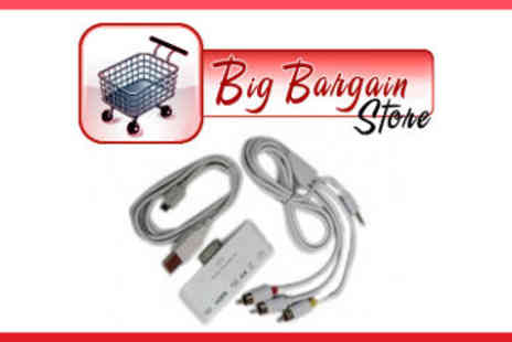 Big Bargain Store - iPad 6 in 1 Multi Card Reader Connection Kit - Save 39%