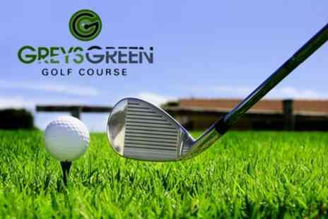 Greys Green Golf Course - Greys Green Golf Course One Five Day Golf Pass - Save 58%