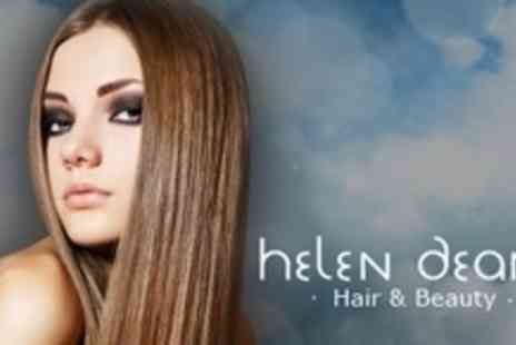 Helen Deans - Keratin Straightening Treatment with Cut and Finish at Helen Deans - Save 70%