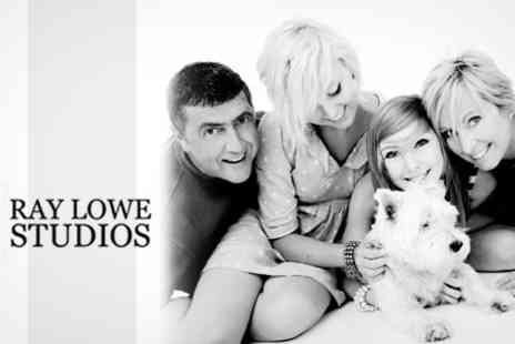 Ray Lowe Studios - Family Photoshoot With Images - Save 94%
