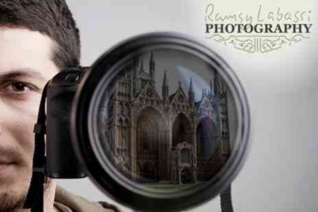 Ramsy Labassi Photography - On Location Photoshoot For Up to Six With Five Prints and Digital Slideshow - Save 77%