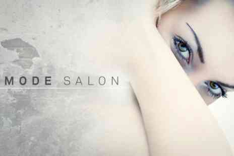 Mode Hair and Beauty Salon - Eyelash Extensions - Save 55%