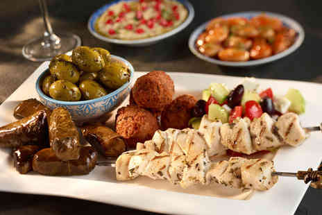Turkish Kitchen - Three course Turkish meal for 2 inc a starter and main - Save 60%