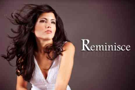 Reminisce Beauty and Medical Aesthetics - Restyle Cut and Finish With Conditioning Treatment - Save 60%