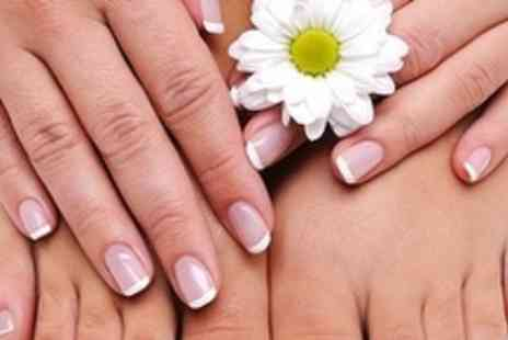 Essential Beauty - Choice of Fabulous Nail Treatments including Swarovski Pedicures and Nail Extensions - Save 70%