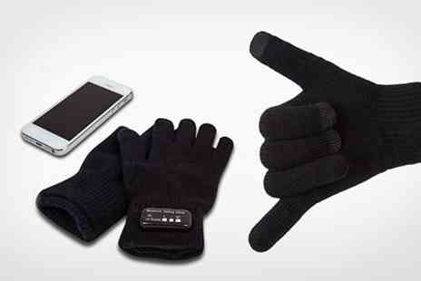 iGadgetry.co.uk - 'Bluetooth Talking Gloves' - Save 50%