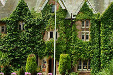 The Parsonage Hotel - Yorkshire Country House Break - Save 51%