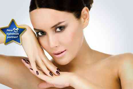 Absolutely Fabulous - Mini manicure with GelFX polish, a lash & brow tint and an eyebrow shape - Save 50%