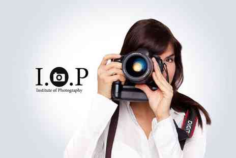 Institute of photography - An Online photography course - Save 88%