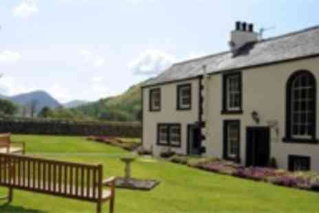 New House Farm - In Lake District 5star overnight B&B stay for two with cream tea - Save 42%