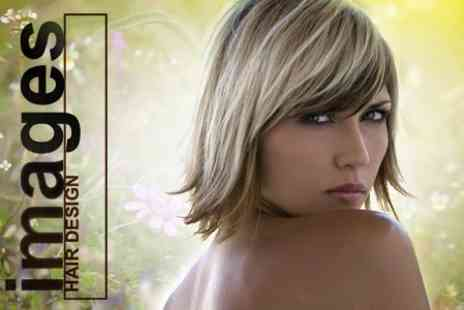 Images Hair Design - T Section Highlights With Cut and Finish - Save 67%