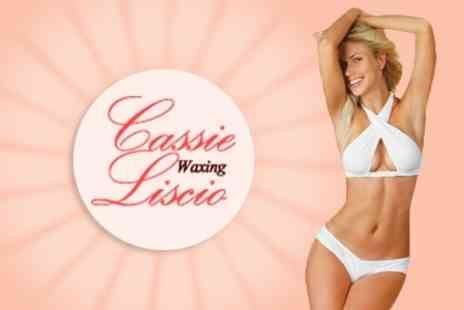 Cassie Liscio Waxing - Waxing Package Including Half Legs and Bikini Line - Save 71%