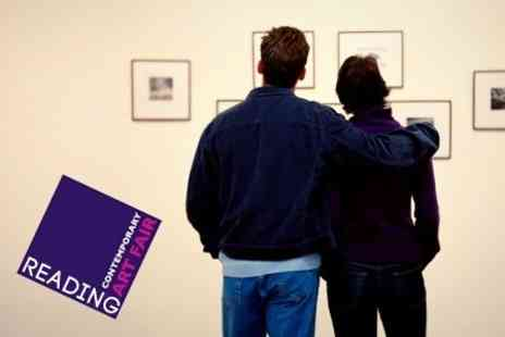 Reading Contemporary Art Fair - Two Tickets - Save 58%