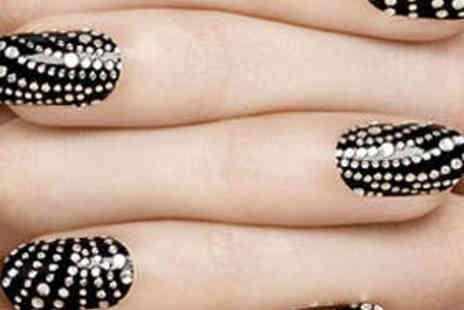 My Dress Room - Four Sets of Nail Wraps in Choice of Designs - Save 79%