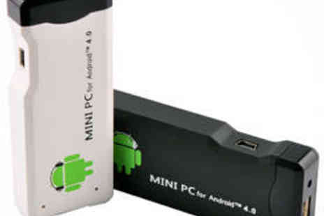Ooplo - Mini PC for Android 4.0 - Save 74%