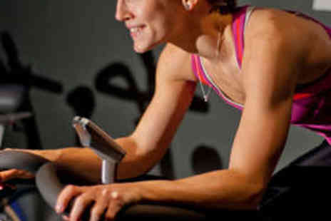 Cyclebeat - Five Indoor Cycling Fitness Classes - Save 72%